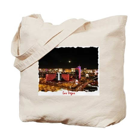 Las Vegas Nights - Tote Bag