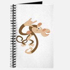 I Love You Monkey Journal