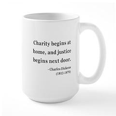 Charles Dickens 14 Mug