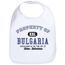 Property of Bulgaria Bib