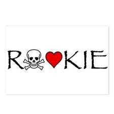 Roller Derby Rookie Postcards (Package of 8)