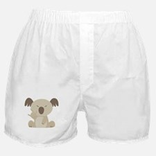 I Love You Koala Boxer Shorts
