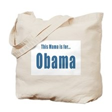 Mama for Obama 08 T-shirts Tote Bag