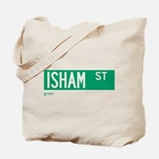 Isham Street in NY Tote Bag