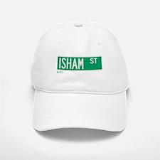 Isham Street in NY Baseball Baseball Cap