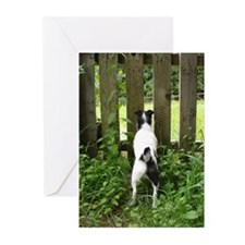moodyfence Greeting Cards