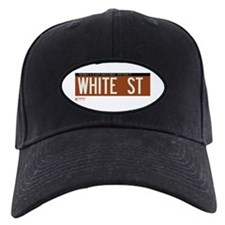 White Street in NY Baseball Hat