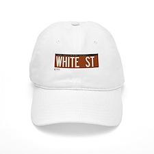 White Street in NY Baseball Cap