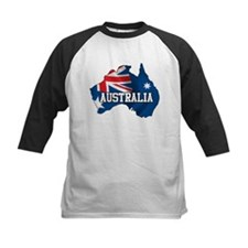 Map Of Australia Tee