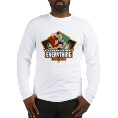 Attitude Fighter Long Sleeve T-Shirt