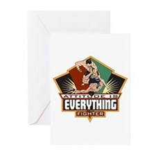 Attitude Fighter Greeting Cards (Pk of 10)