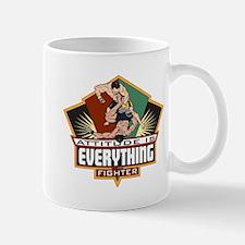 Attitude Fighter Mug