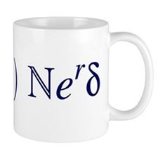 Math Nerd Mug
