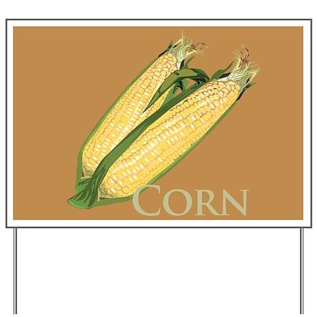 Sweet Corn Yard Sign