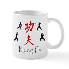Cute Kung fu Mug