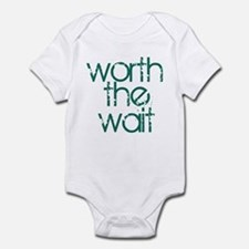 Worth the Wait Infant Bodysuit