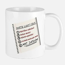 Little Mac's Death List Five Mug