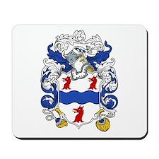 Miller Family Crest Mousepad