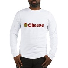 Olive (I Love) Cheese Long Sleeve T-Shirt