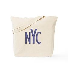 NYC Blue - Tote Bag