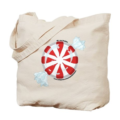 Peppermint Candy Picture 2 Tote Bag