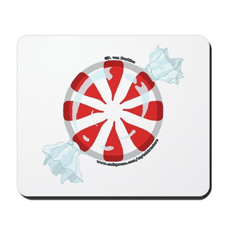 Peppermint Candy Picture 2 Mousepad