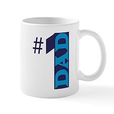 #1 DAD - Mug