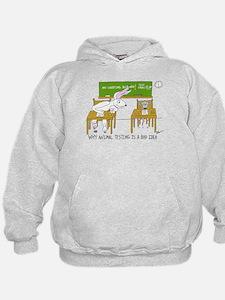 Animal Testing Hoodie