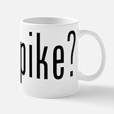 got pike? Mug