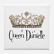 Queen Danielle Tile Coaster