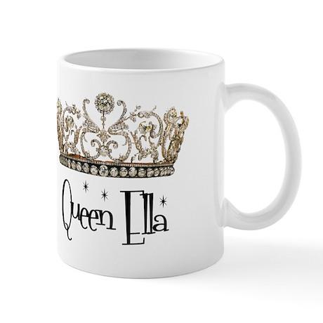 Queen Ella Mug