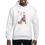 Yo, ho! (FM GOAL USA) Hooded Sweatshirt