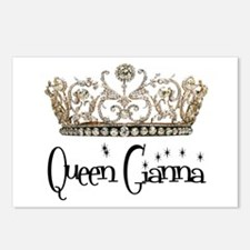 Queen Gianna Postcards (Package of 8)