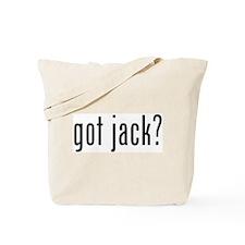 got jack? Tote Bag