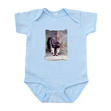 Giant Anteater Front Infant Bodysuit