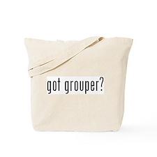 got grouper? Tote Bag