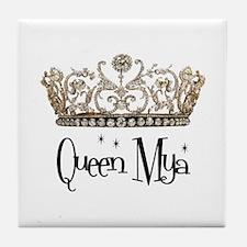 Queen Mya Tile Coaster