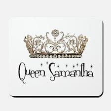 Queen Samantha Mousepad