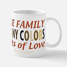 Many Colors Plain Mug