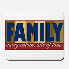 Many Colors Mousepad