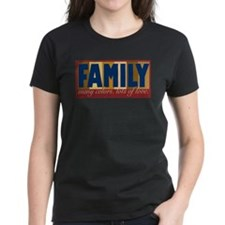 Family Color Tee