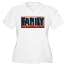 Family Color T-Shirt