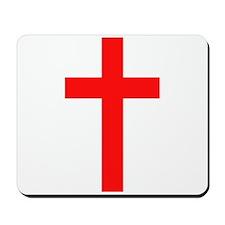 Cross Mousepad