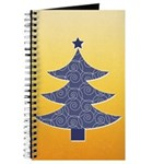 Blue & Orange Seasonal Journal