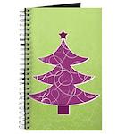 Purple & Green Seasonal Journal