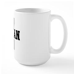 AZ Azerbaijan Large Mug