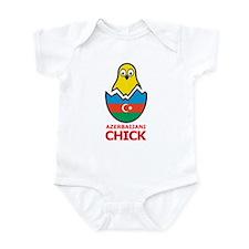 Azerbaijani Chick Infant Bodysuit