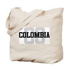 CO Colombia Tote Bag
