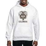 Vintage Colombia Hooded Sweatshirt
