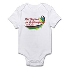 Cute Haikus Infant Bodysuit